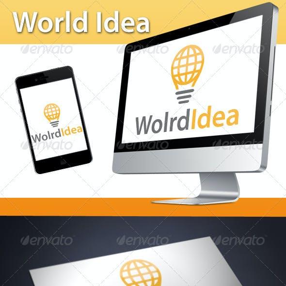 World Idea Logo