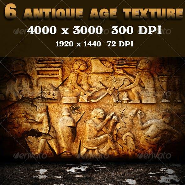 6 Antique Age Texture Pack