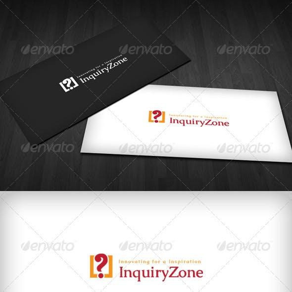 Inquiry Zone Logo