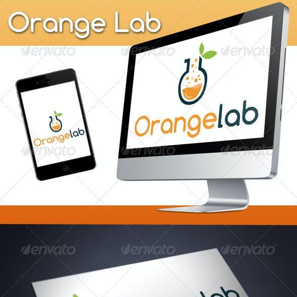Orange Lab Studio Logo