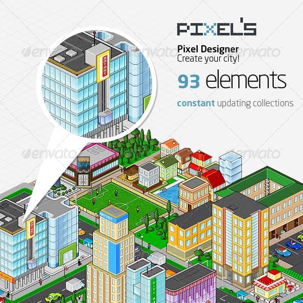 Pixel's