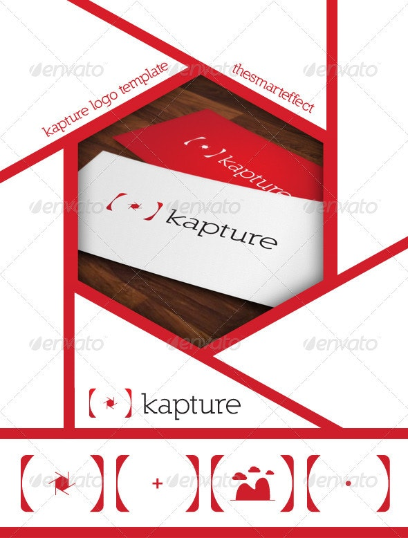 Kapture Logo Template - Symbols Logo Templates