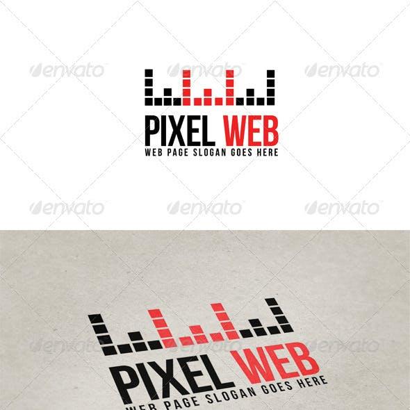 Pixel WEB logo