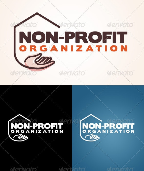 Non-Profit Logo - Buildings Logo Templates