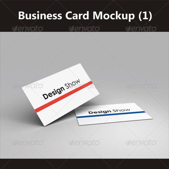Business Card Mockup (1)