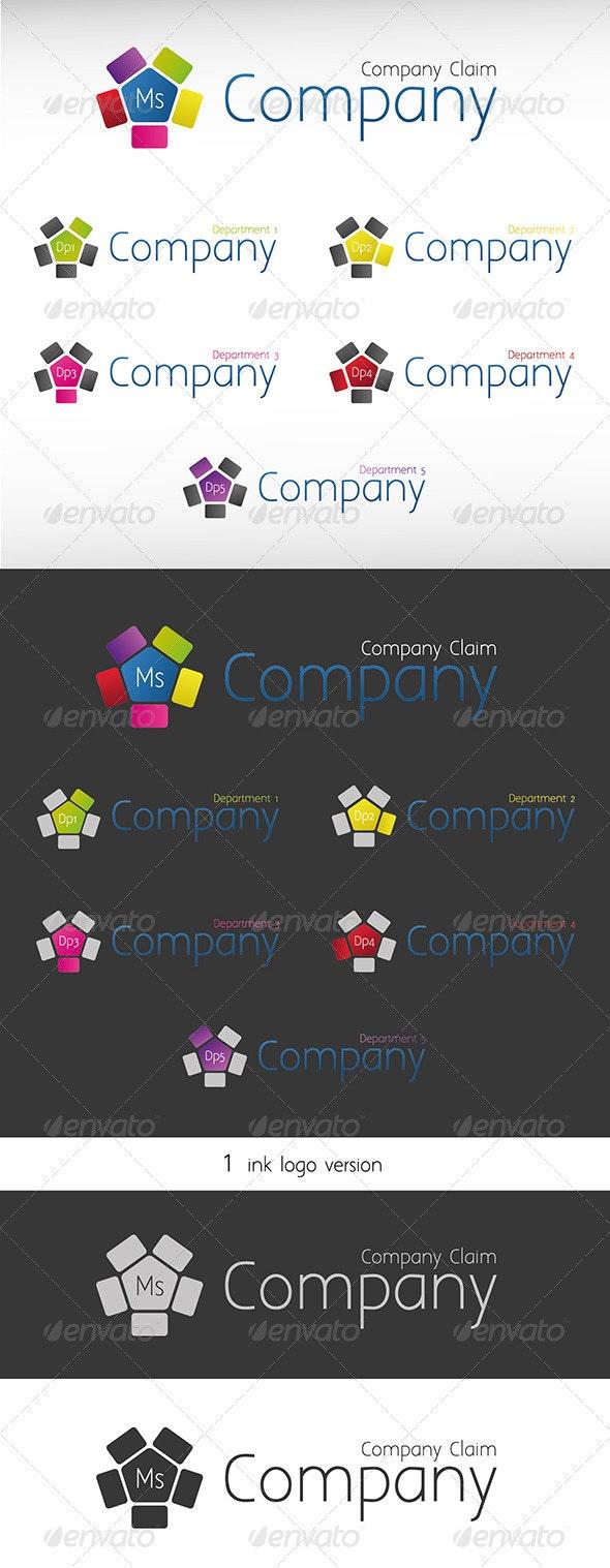 Multidepartment Company Logo - Symbols Logo Templates