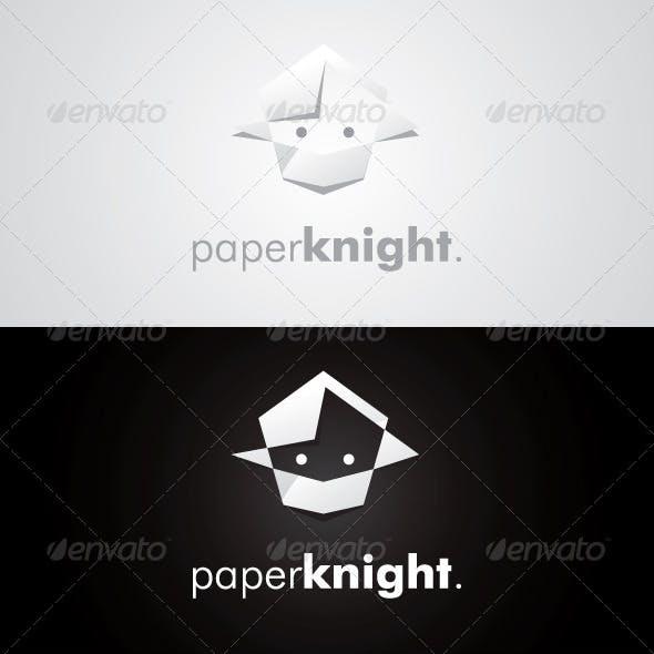 Paper Knight Logo