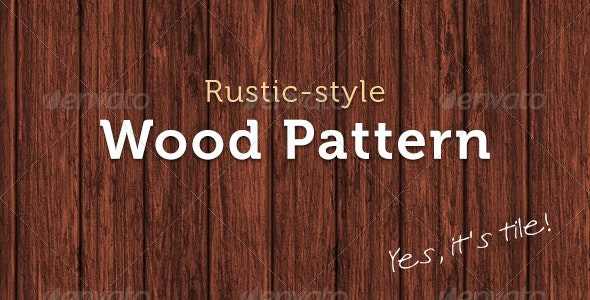 Rustic-Style Wood Texture - Wood Textures