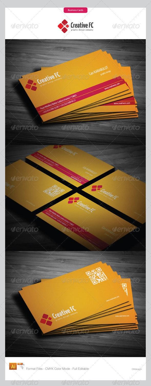 Corporate Business Cards 169 - Corporate Business Cards