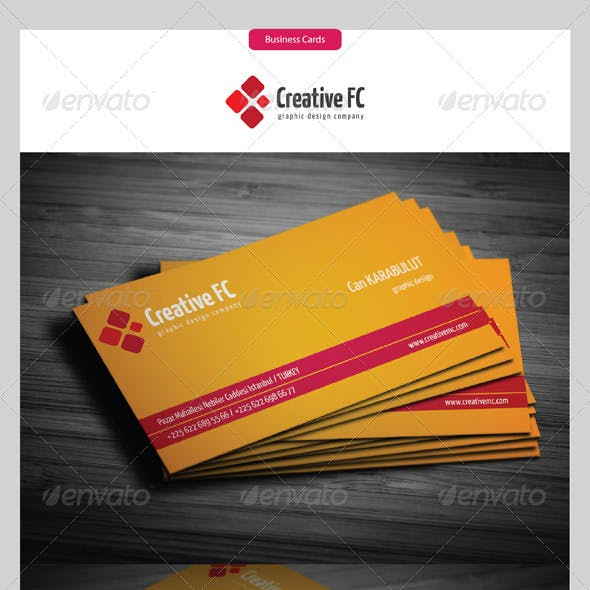 Corporate Business Cards 169