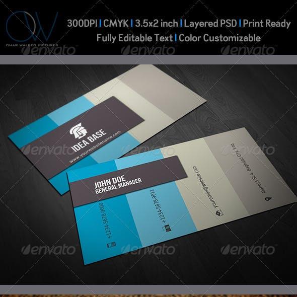 Corporate Business Card Vol.5