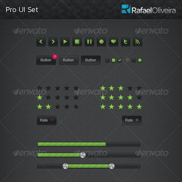 Pro UI Set