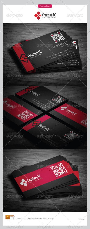 Corporate Business Cards 170 - Corporate Business Cards