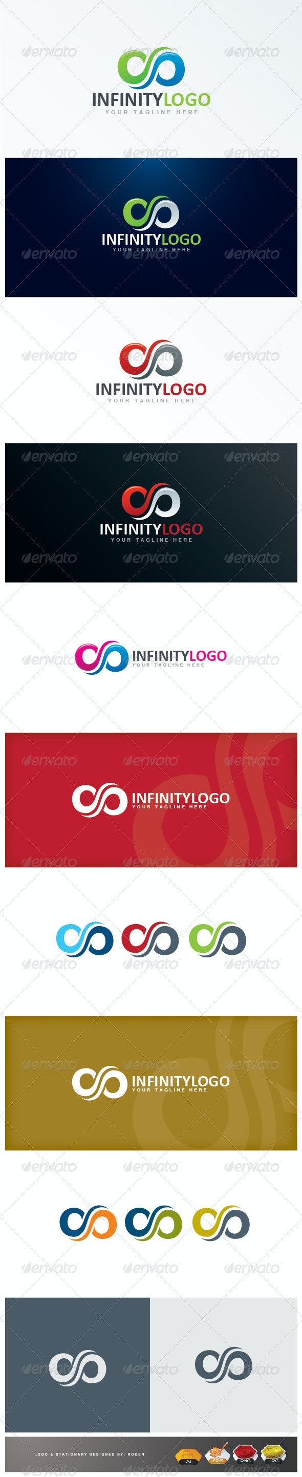 Infinity logo - Logo Templates