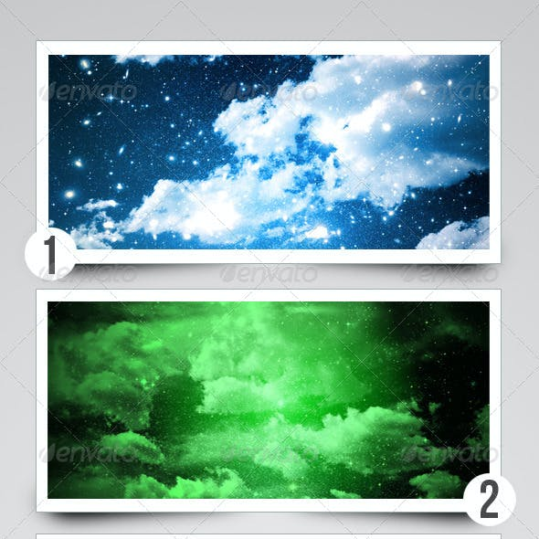 Fantasy Cloud Background Texture