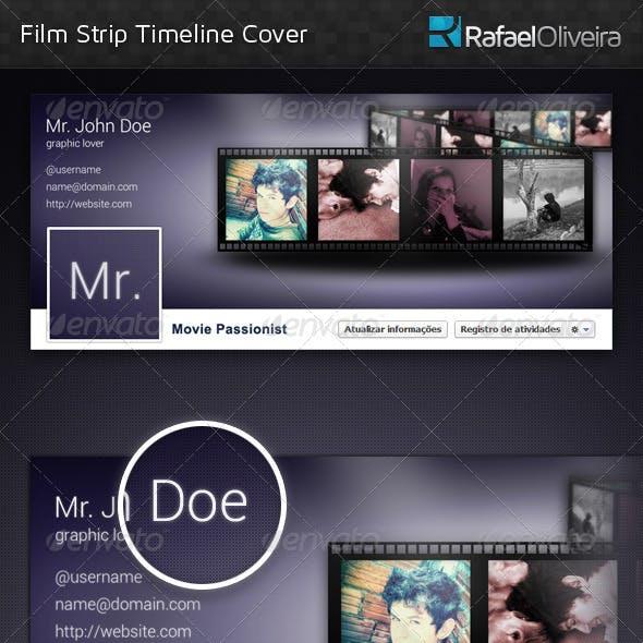Film Strip FB Timeline Cover