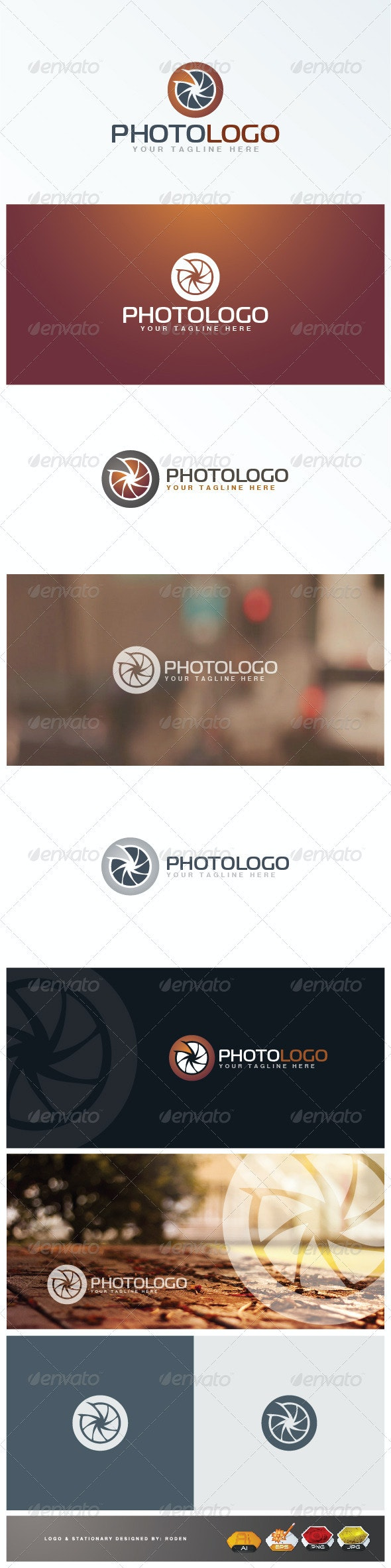 Photo studio logo - Logo Templates