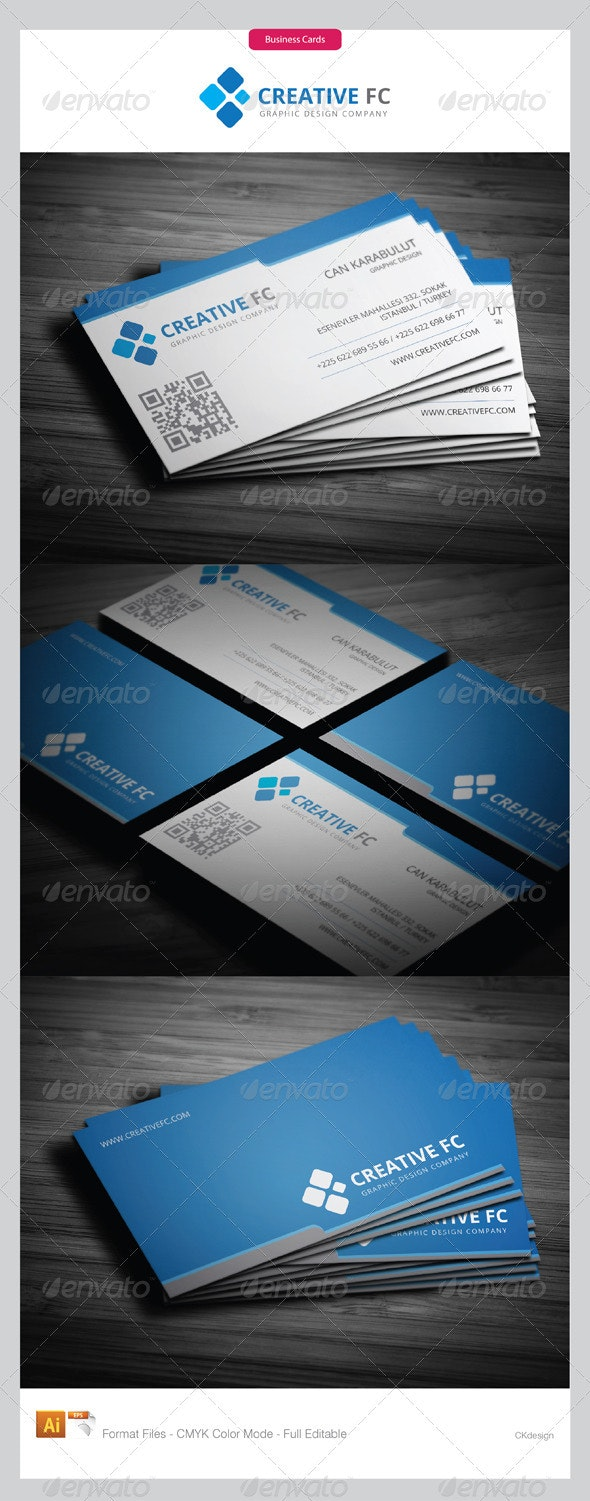 corporate business cards 177 - Creative Business Cards