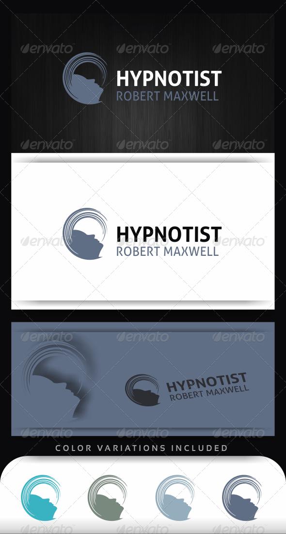 Hypnotist Logo Template - Abstract Logo Templates