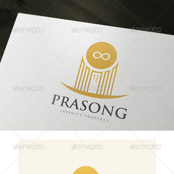 Prasong Infinity Property Logo