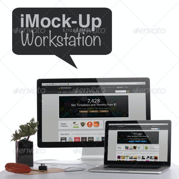 Workstation Mock-up
