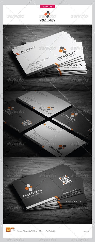 Corporate Business Cards 178 - Corporate Business Cards
