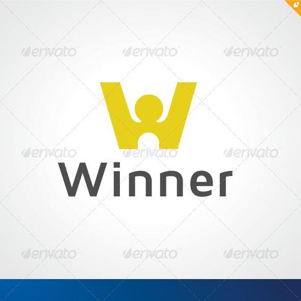 The Winner Logo