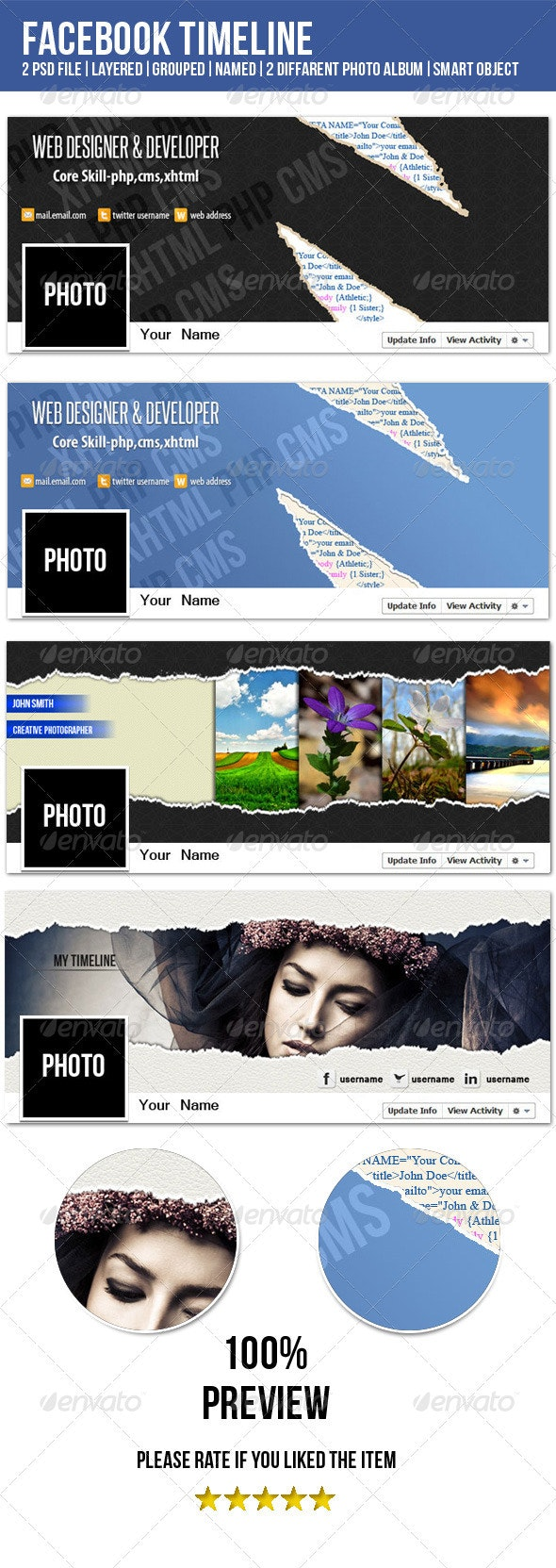 Tron FB Timeline Cover Image - Facebook Timeline Covers Social Media