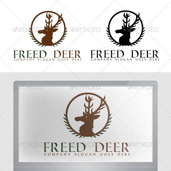 Freed Deer Logo