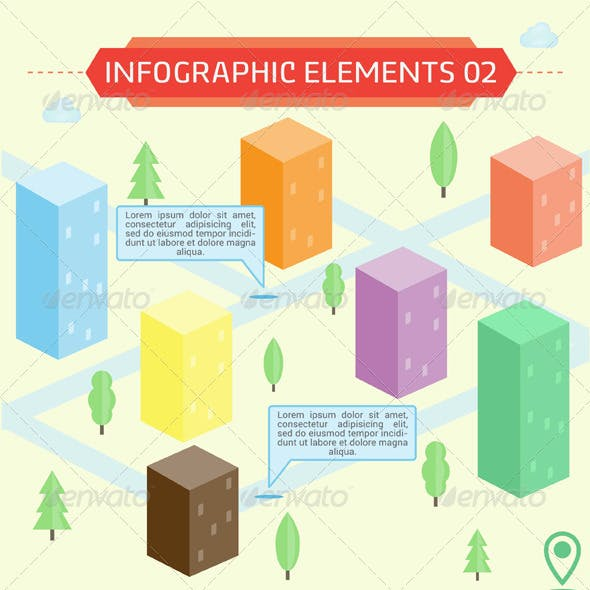 Infographic Elements Vol.2