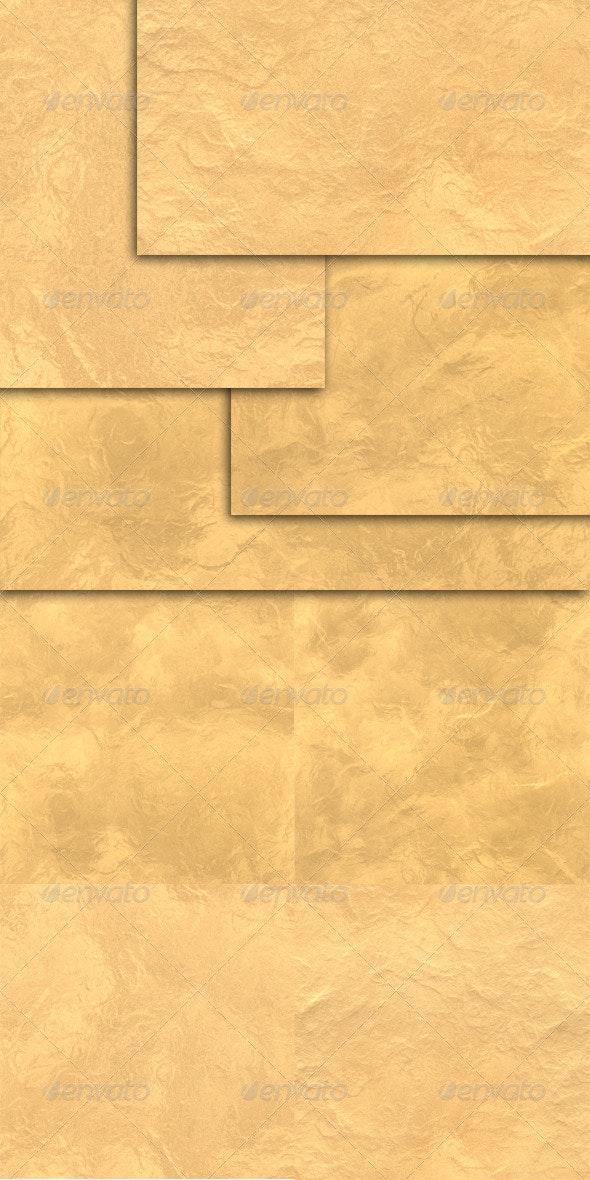 4 Gold Foil Textures - Metal Textures