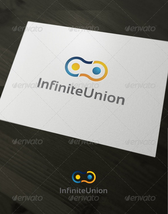 InfiniteUnion - Vector Abstract