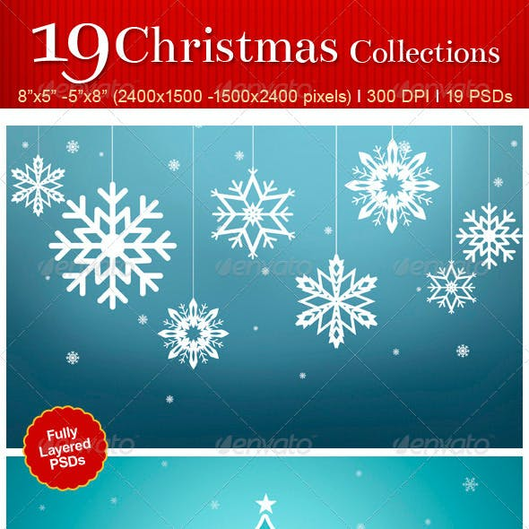 19 Christmas Collections