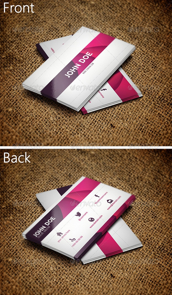 Creative Business Card 5 - Creative Business Cards