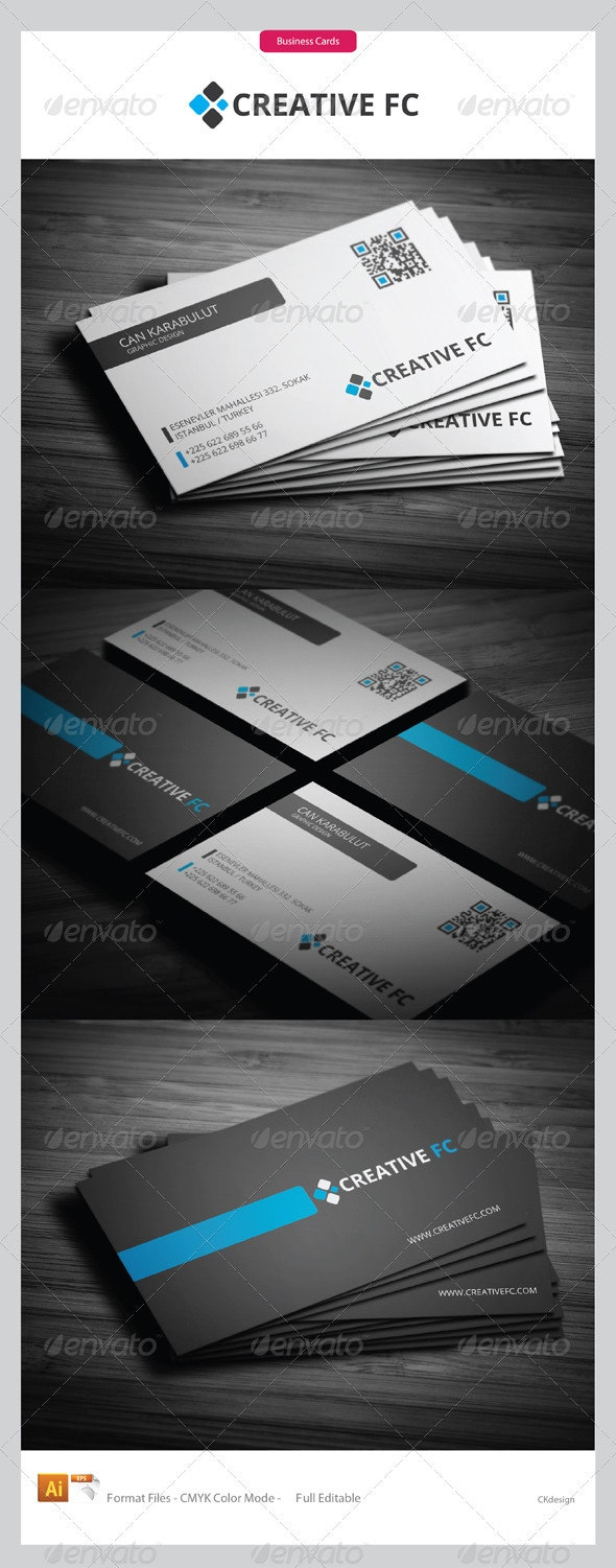 Corporate Business Cards 179 - Corporate Business Cards