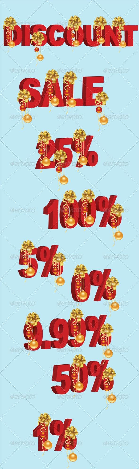 Christmas Price Tag - Christmas Seasons/Holidays