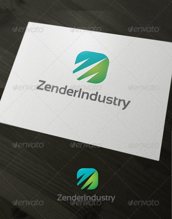 Zender Industry - Letters Logo Templates