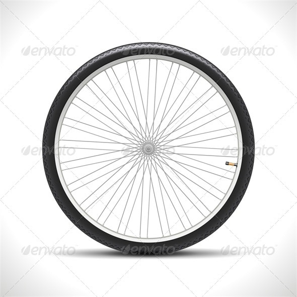 Bicycle Wheel - Technology Conceptual