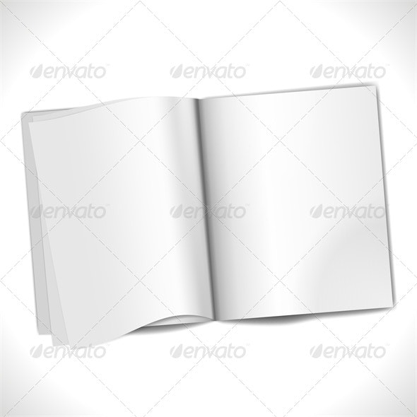 Blank Page - Backgrounds Decorative