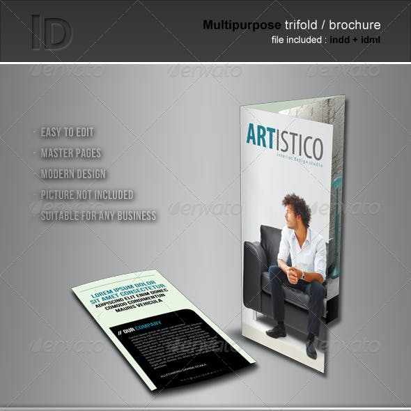 Multipurpose Trifold / Brochure