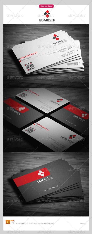 Corporate Business Cards 180 - Corporate Business Cards