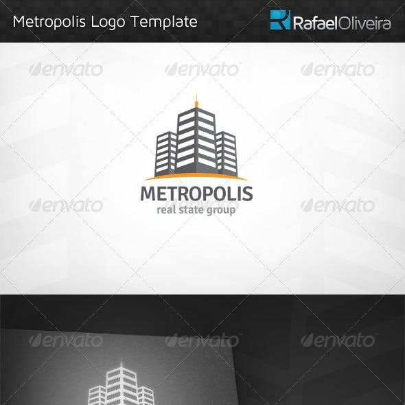 Metropolis Logo Template