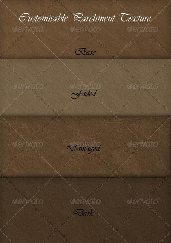 Customisable Parchment Texture - Miscellaneous Textures