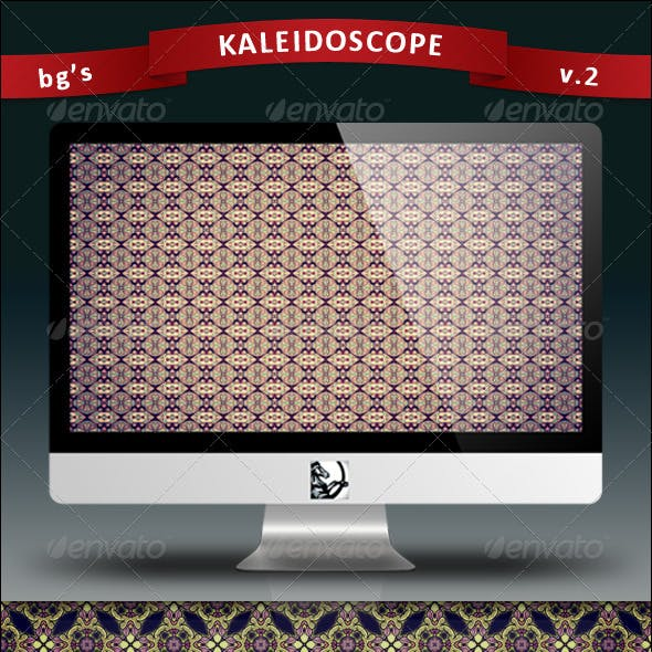 Kaleidoscope Backgrounds