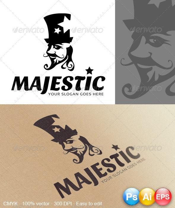 Majestic Logo - Humans Logo Templates