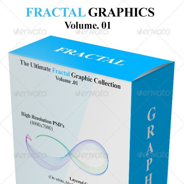 Fractal Graphics Collection Vol.1