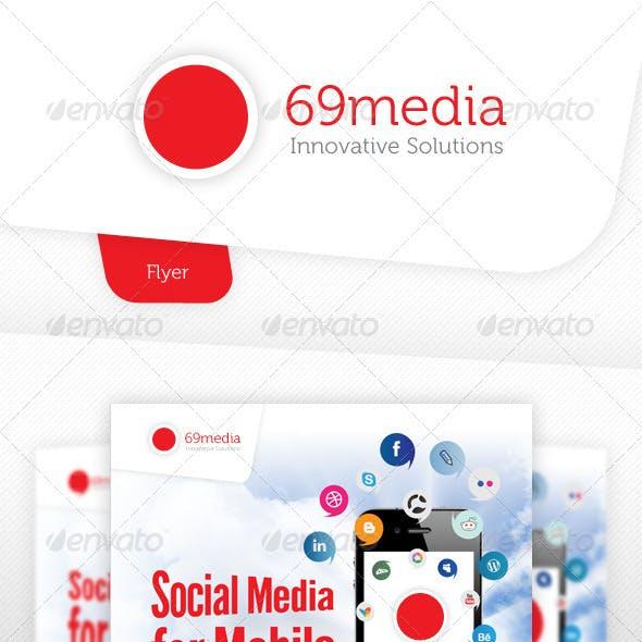 Social Media Flyer Vol.4
