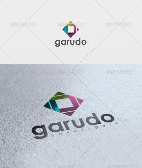 Garudo Logo - Vector Abstract