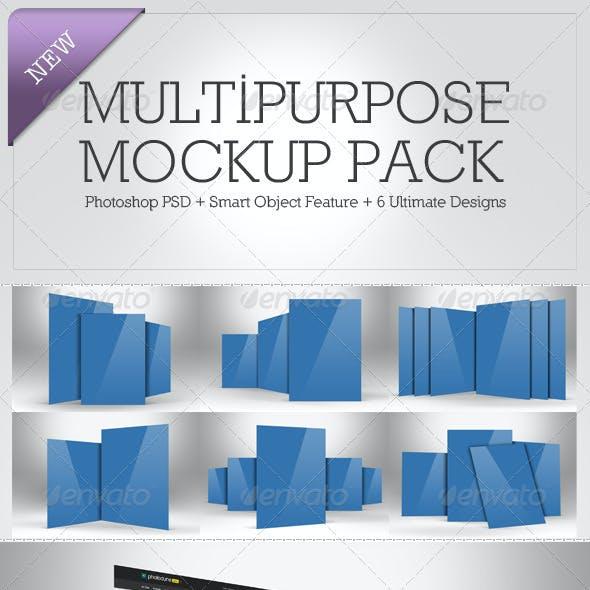 Multipurpose Mockup Pack 2