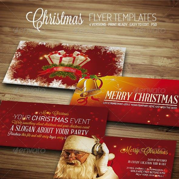 Christmas III - Flyer Template